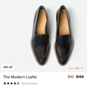 -EVERLANE  The modern loafer 7.5